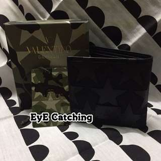 Valentino Black Wallet