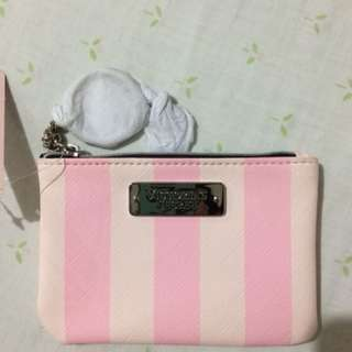 victoria secret coin purse
