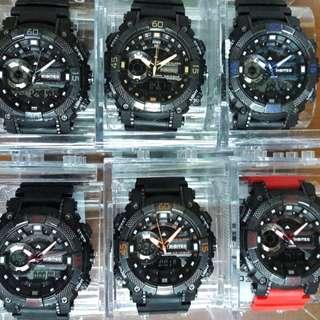 Jam tangan merk Digitec