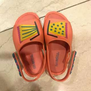 Orange Fabula Mia Sandals (TODDLER)