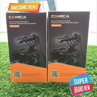 Comica CVM-VM10 Mic (CNY Offer) limited