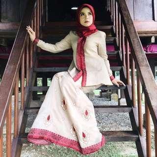 Ameesha Kebaya Saree By Shawl Publika