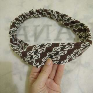 Bandana batik