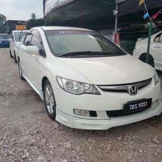 Honda civic (FD) 1.8