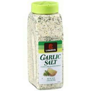 美國進口🇺🇸Lawry's蒜蓉鹽(2.06磅/支)
