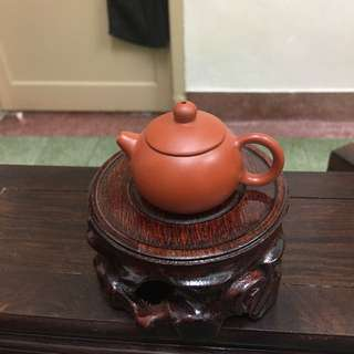 Chinese Purple Clay mini teapot-B