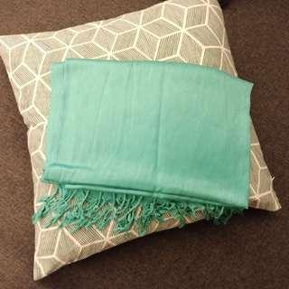 New Sea Green Shawl/Wrap
