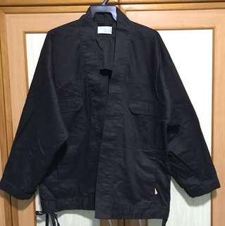 Plain me noragi kimono