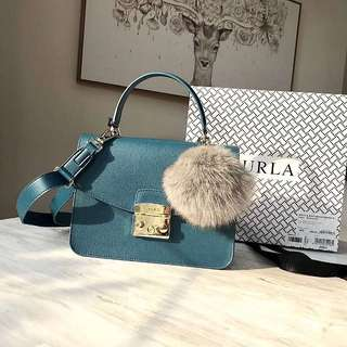 FURLA SALES authentic metropolis small top handle bag (PO)