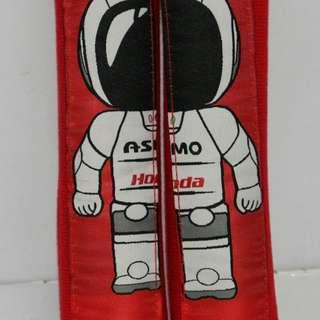 HONDA本田ASIMO 安全帶護膊