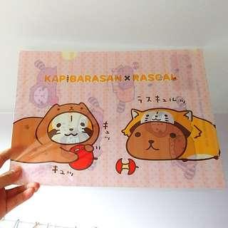 [新] 兩色貓咪文件夾