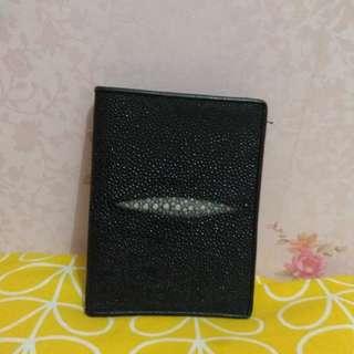 Dompet kulit ikan pari original