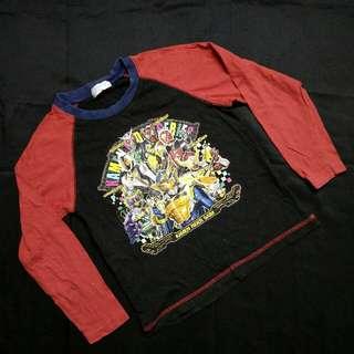 Tshirt budak lelaki Kamen Rider Gaim