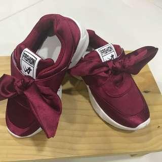 Girl Ribbon Shoe