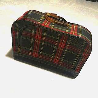 Tartan case suitable for vespa