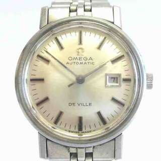 OMEGA Seamaster DE VILLE Omega Seamaster Devil automatic Watch (SHIP FROM JAPAN)