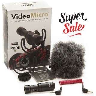 Rode video micro (CNY offer) limited