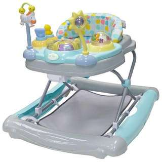 MamaLove 2 in 1 Baby Walker