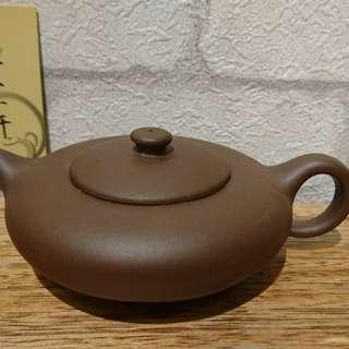 🚚 早期紫砂壺,徐元明