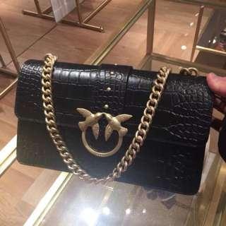 (PINKO )燕子包 NT $13700
