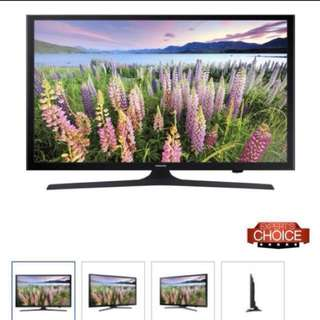 SAMSUNG 40 INCH FULL HD SMART LED TV Model: UA40J5200DKXXS  Brand new in box (unopened) Warranty in box. Condition: 10/10
