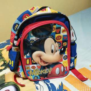 Original Mickey Toddler Backpack