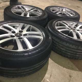 Volkswagen 16 inched rim