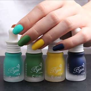 Candy Color Peel Off Nail Polish 10ml