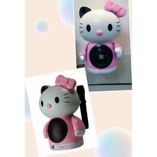 Hello kitty  BLUETOOTH SPEAKER WITH MICROPHONE