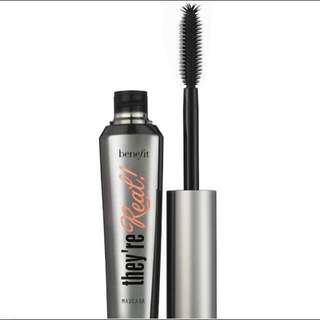 CNY sale full size benefit they're real mascara