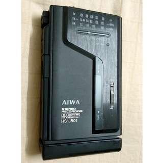 Vintage Aiwa Stereo Recording HS-J501
