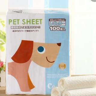 Pee pad for s size