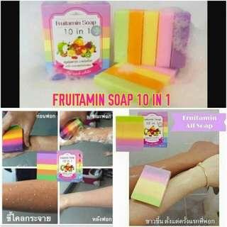 Sabun fruitamin