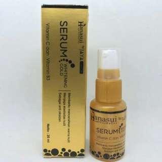 Serum gold hanasui