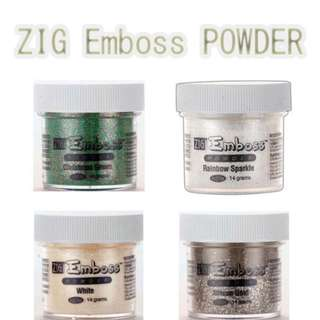 ZIG Emboss Powder - African Gold