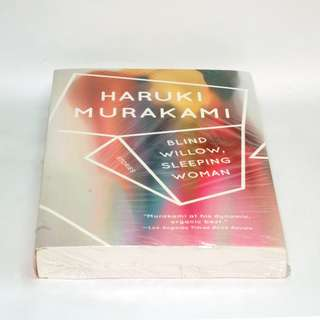 NEW Blind Willow Sleeping Woman - Murakami