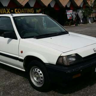 Honda civic 85 auto 1.5