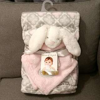 [NEW] BLANKETS & BEYOND Baby Blanket Gift Set
