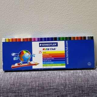 #Huat50sale Brand New Staedtler 25pcs Oil Pastel Stick
