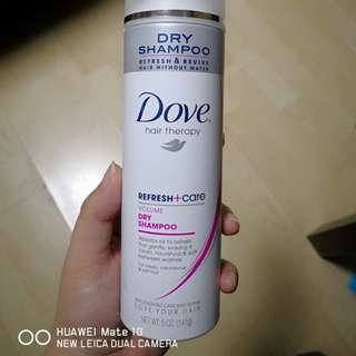 Dove Dry Shampoo Refresh +Care Invigorating