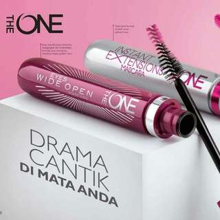The ONE Mascara (Oriflame)