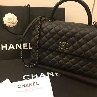 Chanel Coco Handle large size