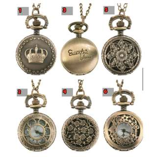 Pocket Watch (PRE-ORDER)