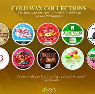 ColdWax Hair Removal