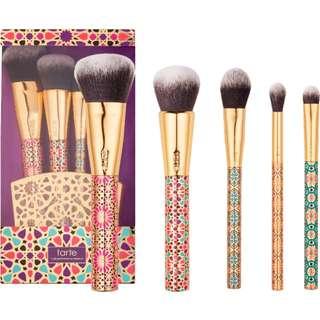 Tarte Artful Accessories brush set Authentic