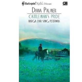 Ebook Harga Diri Sang Peternak (Cattleman's Pride) - Diana Palmer