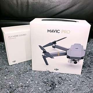 DJI Mavic Pro Combo Pack 航拍組合