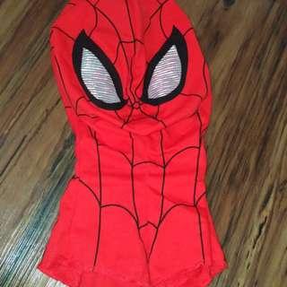 Spiderman Cloth Mask