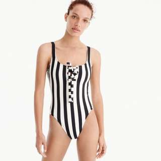 NWT J Crew bathing suit size 10
