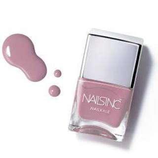 🚚 (過年前大特價‼️)Nails Inc 裸紫色 指甲油